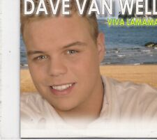 Dave Van Well-Viva La Mama cd single