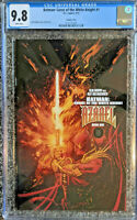 Batman Curse of the White Knight #1 Sean Murphy Variant CGC 9.8 DC Comics