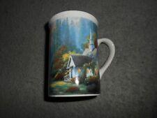 Coffee Cup 2005-Thomas Kincaide-Picture O 00004000 F Church