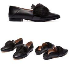 Black SIMPHONY Ballet Mimco HEELS Sandals Shoes Flats 40 or 9