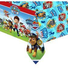 Paw Patrol Plastic Tablecover