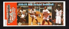 Louisiana Tech Lady Techsters--1998-99 Basketball Schedule--Century Tel