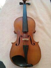 Old 4/4 violin