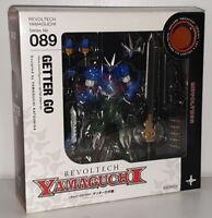 Kaiyodo Getter Robot Go Revoltech Yamaguchi Series No. 089