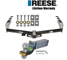 Reese Trailer Hitch For 99-13 Silverado Sierra 1500 99-04 2500LD w/ Mount & Ball
