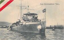 Cartolina - Postcard - Nave - Cacciatorpediniere -  Euro - NVG