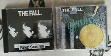 The Fall - Bend Sinister CD + The Remainderer CD EP