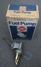6472296 NEW NOS AC Delco Fuel Pump - 42334 - 1982-1984 Ford 3.8L V6 - M60205