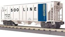 30-75527 - Ps-2 Discharge Hopper Car SOO Line 3 Rail 0