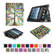 Folio PU Leather Case Stand Cover for Apple iPad 1 1st Generation Original iPad