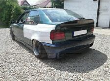 BMW E36 Compact 3er overfenders Felony drift stance +45mm BY M-Way WORKSHOP