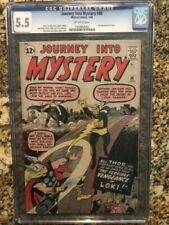 Journey into Mystery 88 CGC graded 5.5 2nd appearance of Loki