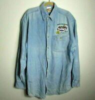 CHASE AUTHENTICS Jimmie Johnson #48 NASCAR Jean Style Jacket 2006 Mens L