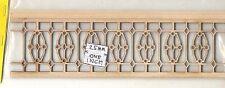 Railing / Balcony Guard # 898B (matches 898) dollhouse miniature 1/12 scale USA