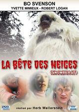 DVD La bête des neiges (snowbeast) - Bo Svenson, Yvette Mimieux