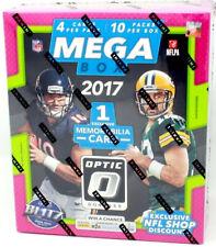 2017 Donruss Optic Football MEGA 20 Box CASE-20 MEM+200 Parallels-MAHOMES RC YR