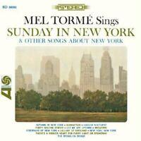 Mel Torme - Sunday In New York [CD]