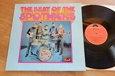 the best of THE SPOTNICKS LP Polydor 184 151
