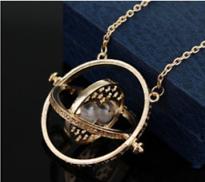 Harry Potter Timeturner Hermione Granger collectable necklace