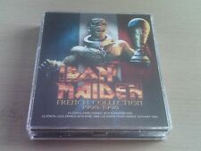 IRON MAIDEN - FRENCH COLLECTION 1995-1998 - LIVE 6 x CD - BLAZE BAYLEY