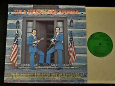 Jim & Jesse Old Dominion 498-08 Songs About Our Country