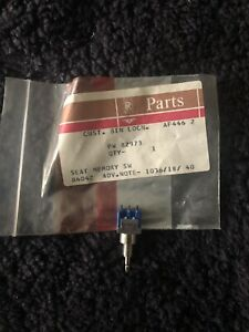 Rolls-Royce Bentley Corniche II 1986-89 Switch Seat Memory PW82973 NOS OEM NEW