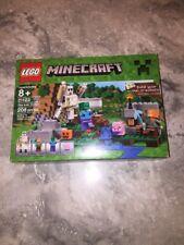 Lego Minecraft the Iron Golem 21123 Brand New !