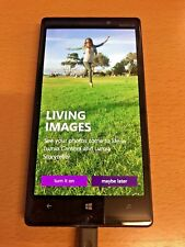 Nokia Lumia 930 - 32GB - Black (O2) Smartphone B Grade condition!!