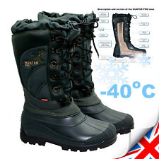 HUNTER PRO BOOTS Hunting Boots Snowboots Fishing Walking Voyager Outdoor Rain