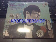 Wheesung Single Album CD NEW Sealed K-POP KPOP Whee Sung featuring BEAST B2ST