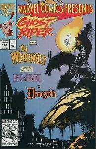WOLVERINE  #112 (NM) FLIP Comic Ghost Rider  Werewolf Pip The Troll      A1.466