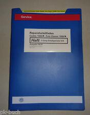 Werkstatthandb VW Caddy 9KV / Polo 6N 5 Gang Schalt Getriebe 02A Stand 04/1997