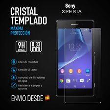 Protector De Cristal Templado Premium 0,33mm Sony X-Peria Z4