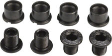 RaceFace Chainring Bolt/Nut Pack, 8x8.5mm 4-Pack