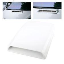 Motorhaube Lufthutze Lufteinlass Auto Dach Luftstrom Ventildeckel Weiß Dekorate