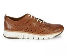 Cole Haan Men's Zerogrand Leather Perforated Sneaker 10