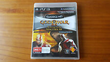 God of War Collection Volume II PS3