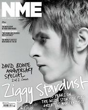 NME,David Bowie,Ziggy,XX,Carl Barat,Kasabian,Michael Angelakos,Jake Bugg,Prince