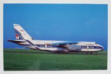 Volga Dnepr Airlines Antonov 124 Postcard