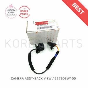 OEM GENUINE Rear View Camera for 2011/12/01 2016/05/30 Kia Sportage 957503W100