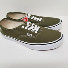 Vans Authentic Winter Moss Trainers Size 8 New RRP £51.99 Bargain £25