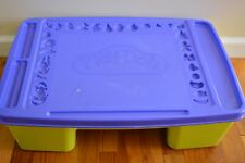 Play-Doh Play Top Storage Table Activity Center