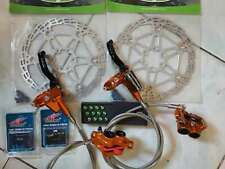 hope tech 3 v4 with disc rotors