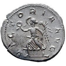 Roman Silver Antoninian Trajan Decius 249-251 AD VICTORIA AVG