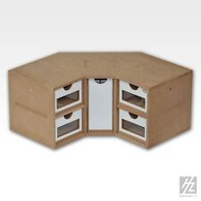 Hobby Zone OM03 Corner Drawers Module - Modular Workshop System