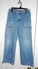 Levi's Levi Strauss Signature Collection Carpenter Jeans Boys Size 10 USED  EUC