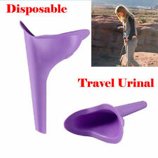 Portable Female Women Urinal Funnel Camping Travel Running Sport Device Toilet