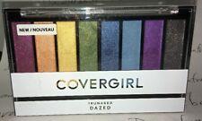 CoverGirl TruNaked Tru Naked 8 Wet/Dry Rainbow Color Eyeshadow Palette *DAZED*