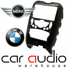 Connects2 CT23BM02 BMW Mini R56 2007-2010 Car Stereo Double DIN Fascia Panel