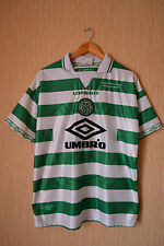 CELTIC 1997/1998/1999 HOME FOOTBALL SHIRT JERSEY UMBRO SCOTLAND